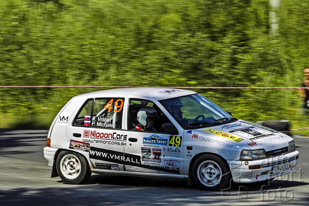 Rallye Tatry 2012