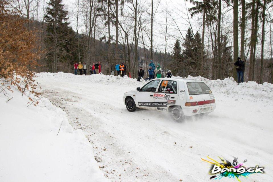 Záber z RS1, Dobšinská zima 2013