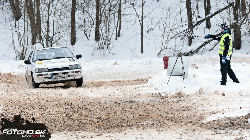 Cieľ RS2, Dobšinská zima 2013