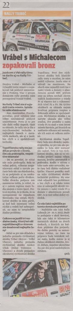 MY - Topoľčianske noviny 12.6.2012