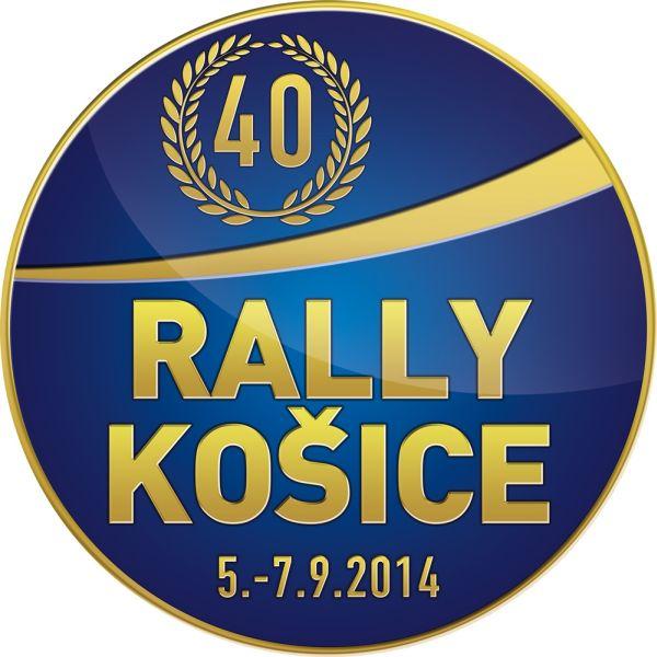 Logo rally Košice 2014